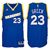 Draymond Green Golden State Warriors Blue NBA Youth Crossover Swingman Jersey