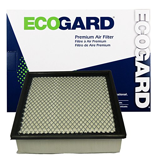 ECOGARD XA5512 Premium Engine Air Filter Fits Dodge Ram 2500 5.9L DIESEL 2003-2009, Ram 3500 5.9L DIESEL 2003-2007, Ram 1500 8.3L 2004-2006