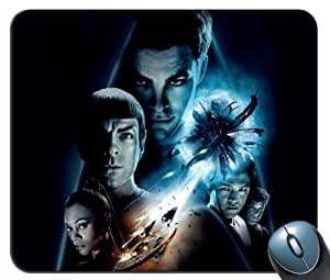 Custom Star Trek v34 Mouse Pad g4215 by runtopwell
