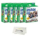Fujifilm instax Wide Instant Film 10 Pack (100 Exposures) for use with Fujifilm instax Wide 300, 200, and 210 Cameras …