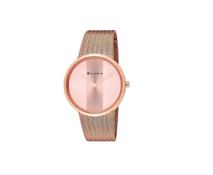 Reloj Elixa Beauty mujer E122-L501: Amazon.es: Relojes
