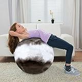 Trideer Exercise Ball, Yoga Ball, Birthing Ball