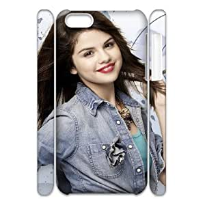D-PAFD Customized 3D case Selena Gomez for iPhone 5C