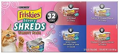 Purina Friskies Variety Packs Wet Cat Food