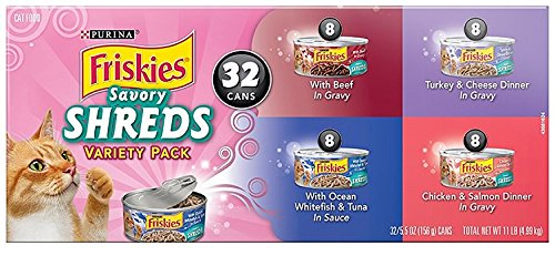 Purina Friskies Variety Packs Wet Cat Food