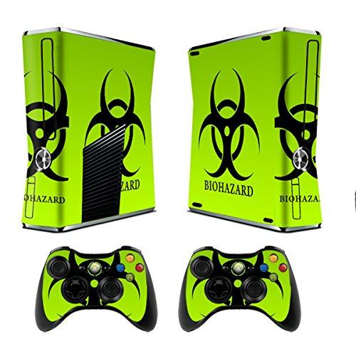 Xbox 360 Skin Sticker X360 Decals Custom
