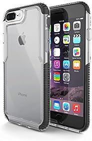 Capa protetora Impact Pro iPhone 7/8 Plus, TPU flexível nas extremidades e ajuda na absorção de impactos, Tran