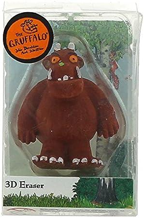 El Gruffalo 3d goma de borrar: Amazon.es: Oficina y papelería