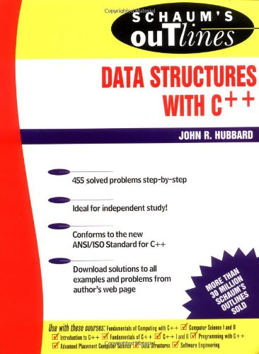 Schaums Outline Of Data Structures With C