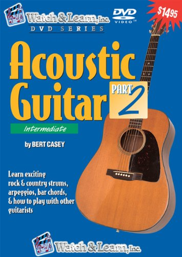 Intro To Acoustic Guitar DVD Part 2