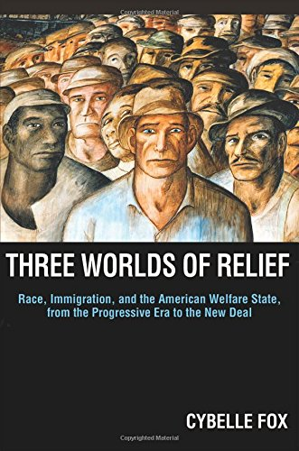 Three Worlds of Relief: Race, Immigration, and the American Welfare State from the Progressive Era to the New Deal (Princeton Studies in American ... International, and Comparative Perspectives)