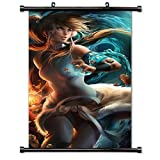 Avatar The Legend of Korra Wall Scroll Poster (16x28) Inches