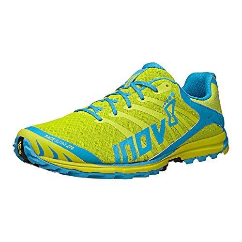 Inov8 Race Ultra 270 Trail Running Shoes - SS16 - 9 - Yellow by Inov-8
