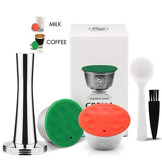 i Cafilas - Kit de tambor de café para Dolce Gusto - Cafetera de ...