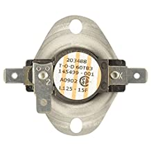 5303306284 Frigidaire Washer Dryer Combo Control Thermostat
