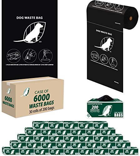 commercial grade dog waste bags - 2