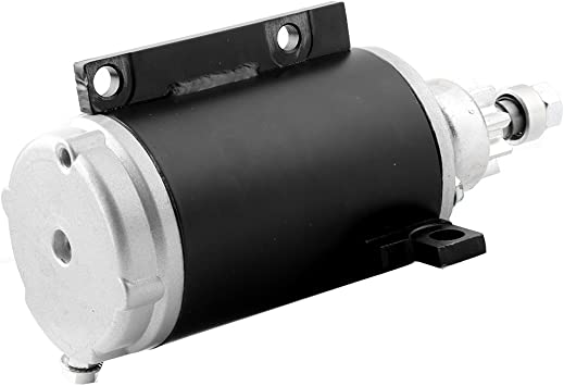 New Starter Fits Johnson 40E 40EL 40R 40TE 40TEL Outboard Marine Engines
