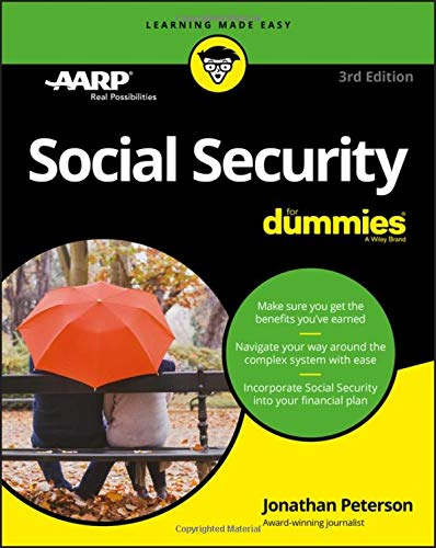 Social Security For Dummies (Best Accessible Websites 2019)