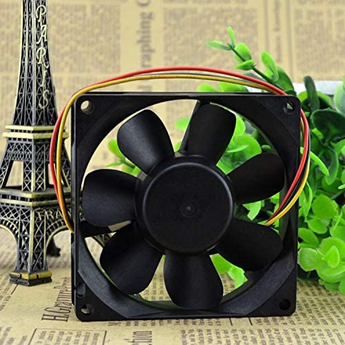 FOR SANYO 9A0812H409 8025 8cm 12V 0.13A with speed measuring heat dissipation fan