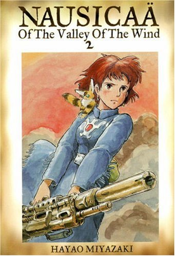 Image result for nausicaa of the valley of the wind vol 2
