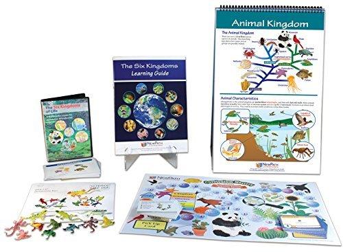 NewPath Learning 74-6729 The Life Curriculum Six Kingdoms of Life B07N85LH98 Curriculum Learning Module [並行輸入品] B07N85LH98, LaLa:85d9dcfa --- 2017.goldenesbrett.net