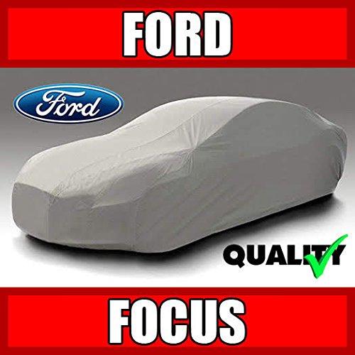 autopartsmarket Ford Focus Hatchback 2012 2013 2014 2015 2016 2017 Ultimate Waterproof Custom-Fit Car Cover