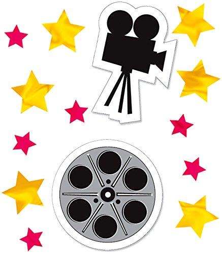 Creative Converting Movie Icons Confetti