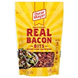 Oscar Mayer Real Bacon Bits, Hickory Smoked, 3 Ounce Bag (Pack of 12)