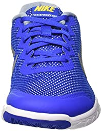 Nike Kids Flex Experience 4 (GS) Running Shoe (4 Big Kid M)