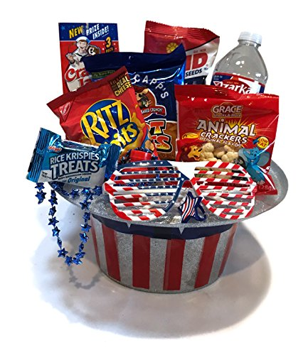 Military Care Package Box - American Food Box - Care Package Gift - Food Goodies - Snack Package Gift - Snacks Care Package (Jumbo, American Food Snack Set)