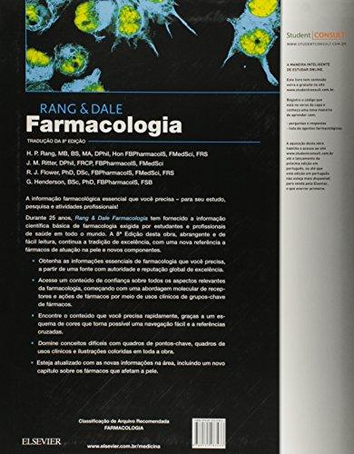 Rang & Dale Farmacologia