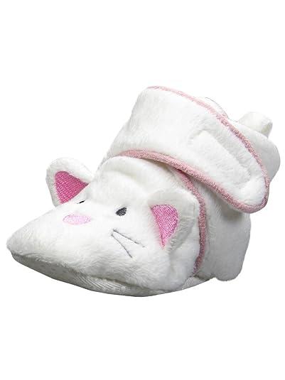 Amazon Com Goldbug Baby Infant Kitten Plush Wrap Soft Sole