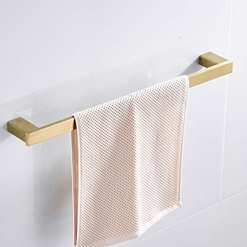 Gold 24 Inch Towel Bar - BATHSIR Stainless Steel 24