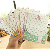SCStyle 32 Cute Kawaii Lovely Adorable Design Writing Stationery Paper with 16 Envelope by SCStyle