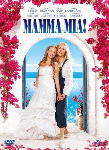 洋画で結婚や結婚式がテーマのおすすめの映画ランキング5位「マンマ・ミーア!」