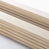 Zinus Annemarie Solid Wood Bed Support Slats