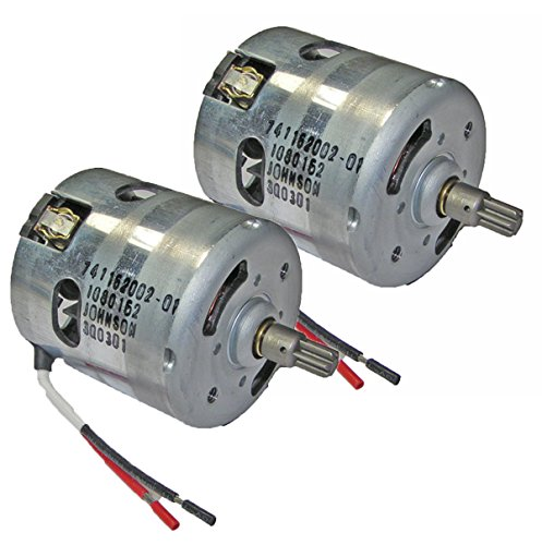 x4 replacement motor - 7