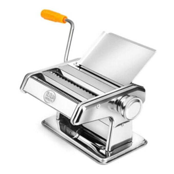 Máquina de pasta manual, máquina de cortar pasta manual de acero ...