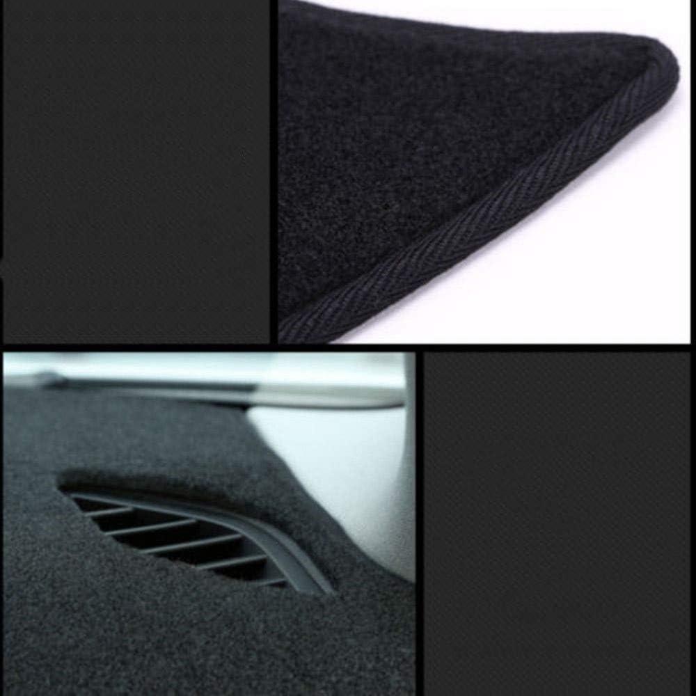 XLTWKK Dashboard Pad Sun Shade Instrument Carpet Accessories,For Mitsubishi ASX 2011 2012 2013-2016 2017 2018