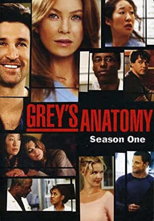 Greys Anatomy - Season 1 (2005) TV Series poster on cokeandpopcorn