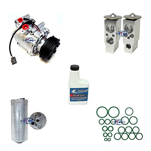 12v Ac Compressor Kit - 3