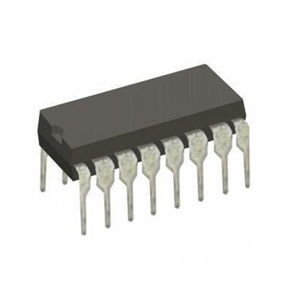 2PCS IC 74LS83ADC or 74LS83 or SN74LS83 16-Pin