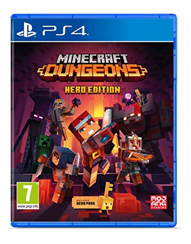 Minecraft Dungeons – Hero Edition (PS4)