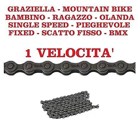 Catena Per Bicicletta Bici Graziella Mtb R Vintage Singel