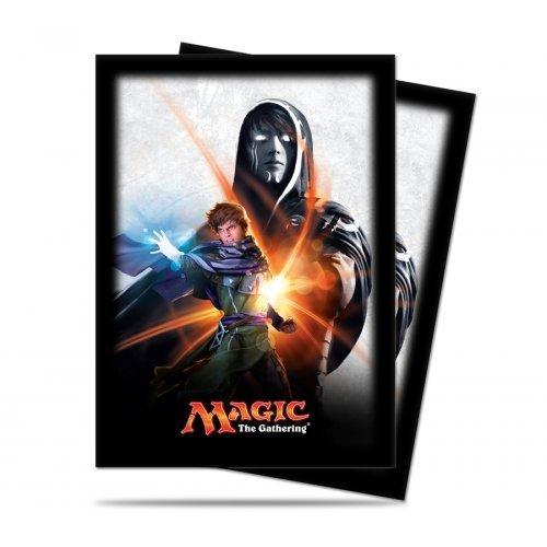 Magic: the Gathering - MTG Magic Origins Planeswalker Jace Beleren Card Sleeves (80 Count) Deck Protectors