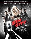 Sin City: A Dame to Kill For (Blu-ray 3D + Blu-ray + DVD + Digital HD)