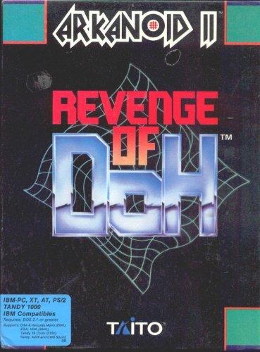 arkanoid 2 revenge of doh