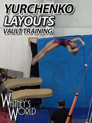 Yurchenko Layouts - Vault Training