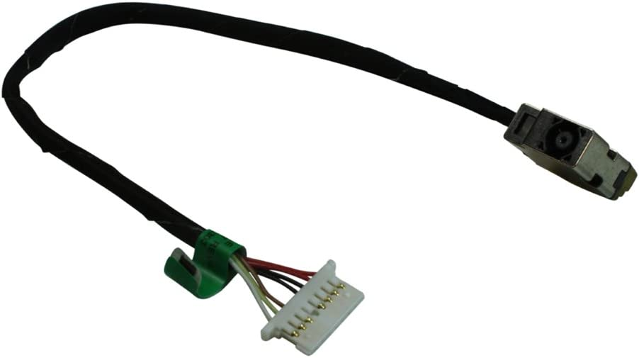 HP Pavilion 15-AB172CY HP Pavilion 15-ab171no HP Pavilion 15-AB171CY Power4Laptops Replacement Laptop DC Jack Socket with Cable for HP Pavilion 15-AB165US HP Pavilion 15-AB168CA
