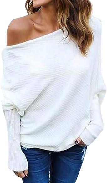 Camisetas De Tirantes Mujer Ronamick Lunares O Cuello Blusa Terciopelo Mujer Tops Mujer Fiesta Lunares O Cuello Camisa Vaquera (Blanco,XXL): Amazon.es: Iluminación